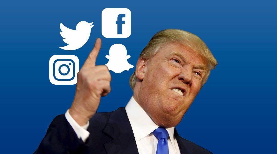 Donald Trump creará su propia plataforma en redes sociales | Asi Sucede  Queretaro